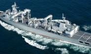 903A新型远洋补给舰下水 四万吨级大补不着急