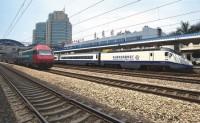 2014年中国铁路建设取得了创历史最高纪录的成绩