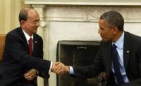 缅甸与美国达成默契?
