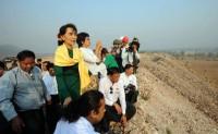 缅甸对中国认知明显恶化 昂山素季对华比较友好
