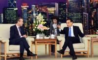 李克强:中国是现行国际体系的受益者,不存在打破现有秩序的问题