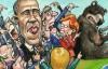 西方国家在乌克兰问题上的失败