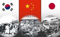 中日韩教科书中的历史