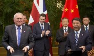 中英财经高层会晤着眼于股市互连、核能及铁路投资等领域