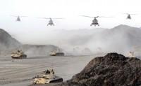 兰州军区所有作战师旅整建制挺进风雪高原开展使命课题训练