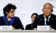 中国在巴黎气候峰会上哭穷?