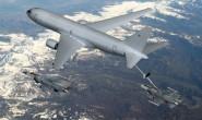 波音KC-46加油机完成首次空中加油试验