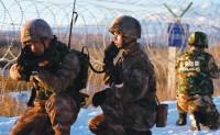 中国升级边疆反恐装备