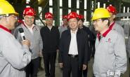 中航发董事长曹建国调研长沙3D打印和钛金属加工企业
