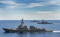 美国战舰又来南海了,中国怎么办?