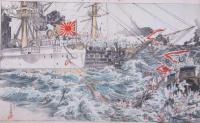 甲午战争期间日本的军费筹支