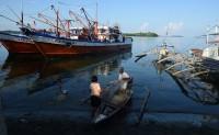 菲律宾总统访华缓和南海局势,中国船只撤离黄岩岛?
