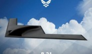 揭秘美军未来轰炸机B-21