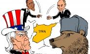 """普京在叙利亚的""""精彩小战争"""" 对中国国家利益的影响"""