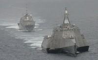 """美国海军""""分布式杀伤""""作战概念是为对付中国吗?"""