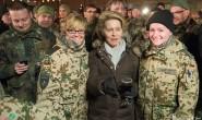 """德国宣布扩军两万,应对""""前所罕见的军事需求"""""""