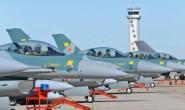 美国空军向印尼交付4架翻新F-16C/D战斗机
