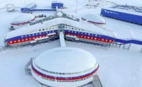 俄罗斯展示新建北极军事基地 位于北纬80度