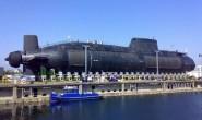 BAE获得机敏级攻击型核潜艇6号艇阿伽门农号建造合同 价值14亿英镑