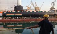 """印度马札冈船厂建造的""""鮋鱼""""级潜艇无AIP系统可用"""