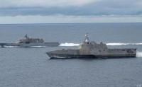 """美国海军""""分布式舰队""""体系结构分析"""