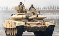 越南向俄罗斯订购64辆T-90主战坦克