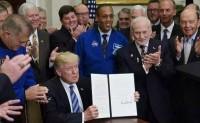 """特朗普为何重设""""国家航天委员会""""?"""