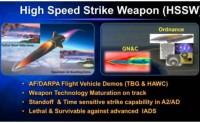 """""""曼哈顿""""级别:美军空射高超声速导弹工程研制即将启动"""