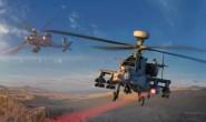 美国陆军直升机机载激光器成功摧毁地面目标