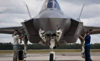 """F-35变身机载""""防空传感器"""" 受到美各军种欢迎"""