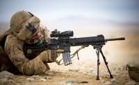 美国海军陆战队全面换装M27自动步枪