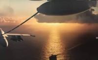 MQ-25A舰载无人加油机将使美舰载机打击距离增加一倍
