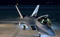 F-22增量3.2B升级项目开始作战试验,集成新型空空导弹和数据链