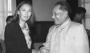 法拉奇采访邓小平:为什么您总是当副手?