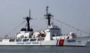 越南海警最大巡逻舰服役,将派往南沙海域