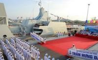"""越南集齐四艘""""猎豹""""级护卫舰"""