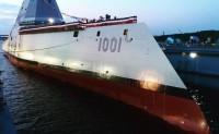 """""""朱姆沃尔特""""级驱逐舰""""迈克尔·蒙苏尔""""号通过接收测试"""