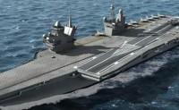 法俄谋划新航母,都想压中国一头