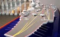 俄海军副司令:新建航母排水量不少于7万吨