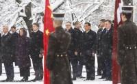 欧洲联合抵制中国一带一路