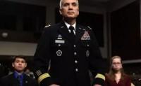 日裔上将保罗·中曾根执掌美军网络司令部