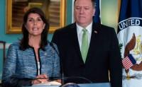 美国退出联合国人权理事会的演讲