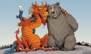 中国势力的地理版图