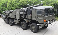 日本接收新型155毫米轮式自行榴弹炮