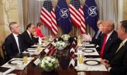特朗普:德国必须立即增加军费,而不是购买俄罗斯油气