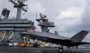 电影训练两不误,F-35C半年后IOC