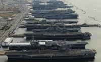 """美军海上战略转型:""""由海向陆""""到""""重返制海"""""""