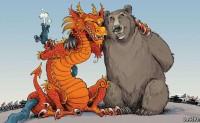 美国如何应对中俄准同盟