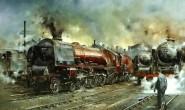 铁路、空间与地缘政治