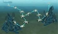 中船重工719所研发深海爬游机器人